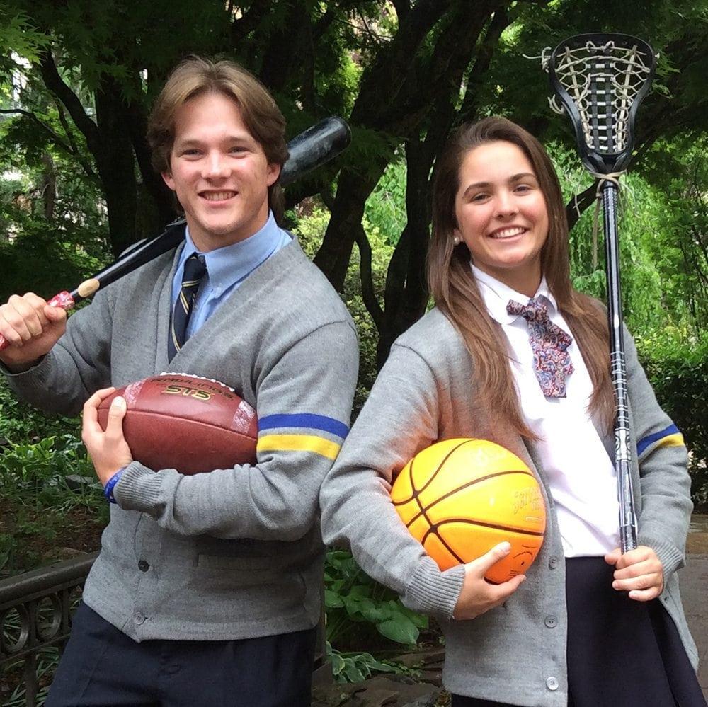 Most Athletic - Michael Greene & Lindsey Ehrhardt