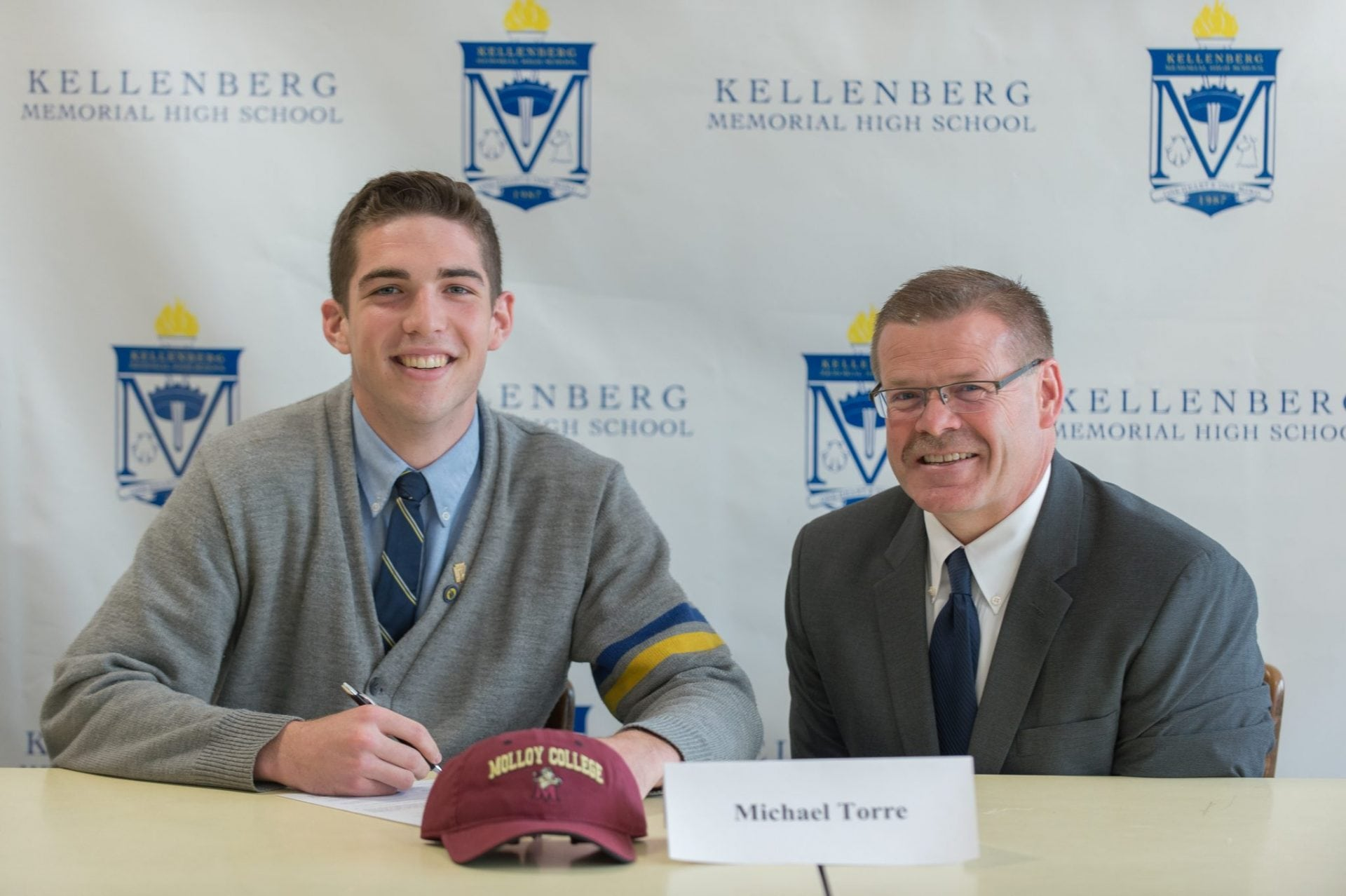 letter of intent example nine kellenberg student athletes sign ncaa letters of 1401